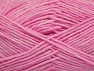 Fiber Content 80% Cotton, 20% Acrylic, Pink Shades, Brand Ice Yarns, fnt2-64663
