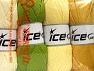 Fiber Content 52% Nylon, 48% Acrylic, Mixed Lot, Brand Ice Yarns, fnt2-64673