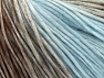 Modal is a type of yarn which is mixed with the silky type of fiber. It is derived from the beech trees. Περιεχόμενο ίνας 74% Modal, 26% Μαλλί, Brand Ice Yarns, Brown, Baby Blue, Yarn Thickness 3 Light  DK, Light, Worsted, fnt2-64808