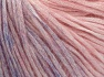 Modal is a type of yarn which is mixed with the silky type of fiber. It is derived from the beech trees. Περιεχόμενο ίνας 74% Modal, 26% Μαλλί, Light Pink, Light Lilac, Brand Ice Yarns, Yarn Thickness 3 Light  DK, Light, Worsted, fnt2-64812