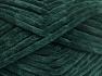 Fiberinnehåll 100% mikrofiber, Brand Ice Yarns, Dark Green, fnt2-64908