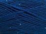Fiberinnehåll 98% Akryl, 2% Paillette, Brand Ice Yarns, Dark Blue, fnt2-64922