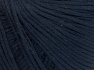 Περιεχόμενο ίνας 67% Βαμβάκι, 33% Πολυαμίδη, Navy, Brand Ice Yarns, fnt2-64935