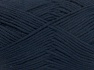 Fiber Content 67% Cotton, 33% Polyamide, Navy, Brand Ice Yarns, fnt2-64936