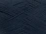 Contenido de fibra 67% Algodón, 33% Poliamida, Navy, Brand Ice Yarns, fnt2-64936