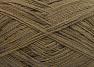Περιεχόμενο ίνας 74% Βαμβάκι, 26% Πολυαμίδη, Khaki Shades, Brand Ice Yarns, fnt2-64944