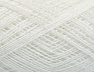 Fiber Content 76% Cotton, 24% Polyester, White, Brand Ice Yarns, fnt2-64947