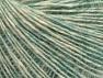 Περιεχόμενο ίνας 56% Βαμβάκι, 22% Μαλλί Μερίνο extraλεπτό, 22% Baby Αλπακά, Light Green, Brand Ice Yarns, fnt2-65030