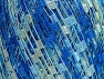 Trellis  Fiberinnehåll 100% Polyester, Brand Ice Yarns, Blue Shades, Yarn Thickness 5 Bulky  Chunky, Craft, Rug, fnt2-65063