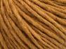 Vezelgehalte 50% Merino wol, 25% Alpaca, 25% Acryl, Brand Ice Yarns, Dark Gold, fnt2-65080
