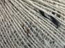 Fiber Content 50% Wool, 40% Acrylic, 10% Viscose, Light Grey, Brand Ice Yarns, fnt2-65087