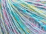 Fiber Content 50% Acrylic, 30% Wool, 20% Polyamide, Pastel Colors, Brand Ice Yarns, Baby Blue, fnt2-65125