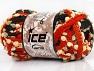 Fiber Content 85% Acrylic, 15% Nylon, Orange, Light Grey, Brand Ice Yarns, Ecru, Black, fnt2-65183