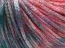 Περιεχόμενο ίνας 70% Πολυαμίδη, 19% Μαλλί Μερινός , 11% Ακρυλικό, Red, Brand Ice Yarns, Green Shades, fnt2-65213