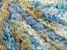 Fiber Content 55% Acrylic, 35% Wool, 10% Polyamide, Brand Ice Yarns, Ecru, Blue Shades, Beige, fnt2-65222