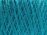 Περιεχόμενο ίνας 70% Βισκόζη, 30% Πολυαμίδη, Turquoise, Brand Ice Yarns, fnt2-65238