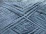 Contenido de fibra 70% Acrílico, 30% Poliamida, Indigo Blue, Brand Ice Yarns, fnt2-65256