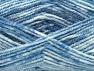 Fiber Content 50% Premium Acrylic, 50% Wool, Brand Ice Yarns, Blue Shades, fnt2-65289