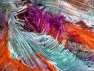 Fiber Content 100% Polyamide, Turquoise, Purple, Orange, Brand Ice Yarns, fnt2-65299