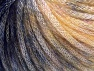 Fiber Content 62% Polyester, 19% Merino Wool, 19% Acrylic, Purple, Navy, Light Yellow, Brand Ice Yarns, fnt2-65327