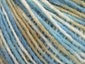 Fiber Content 50% Wool, 50% Acrylic, White, Light Blue, Brand Ice Yarns, Beige, fnt2-65365