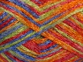 Fiber Content 50% Polyamide, 37% Acrylic, 13% Mohair, Red, Orange, Lavender, Brand Ice Yarns, Green, fnt2-65451