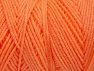 Items made with this yarn are machine washable & dryable. Περιεχόμενο ίνας 100% Dralon Acrylic, Neon Orange, Brand Ice Yarns, fnt2-65500