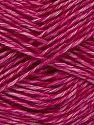 Fiber Content 80% Cotton, 20% Acrylic, Brand Ice Yarns, Fuchsia, Yarn Thickness 2 Fine  Sport, Baby, fnt2-65552