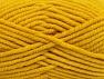 Fiber Content 50% Acrylic, 50% Wool, Brand Ice Yarns, Dark Yellow, fnt2-65627