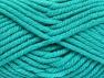 Περιεχόμενο ίνας 50% Ακρυλικό, 50% Μαλλί, Turquoise, Brand Ice Yarns, fnt2-65635
