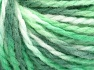 Contenido de fibra 50% Acrílico, 50% Lana, Brand Ice Yarns, Green Shades, Yarn Thickness 4 Medium  Worsted, Afghan, Aran, fnt2-65655