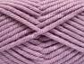 Fiber Content 75% Acrylic, 25% Superwash Wool, Light Lilac, Brand Ice Yarns, Yarn Thickness 6 SuperBulky  Bulky, Roving, fnt2-65696