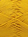Fiber Content 100% Mercerised Cotton, Brand Ice Yarns, Gold, fnt2-65792