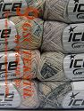 Fiberinnehåll 100% Bomull, Mixed Lot, Brand Ice Yarns, fnt2-65799