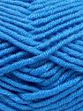 Contenido de fibra 50% Lana Merino, 50% Acrílico, Brand Ice Yarns, Blue, Yarn Thickness 5 Bulky Chunky, Craft, Rug, fnt2-65969