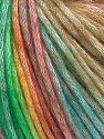 Contenido de fibra 50% Modal, 35% Acrílico, 15% Lana, Purple, Brand Ice Yarns, Green, Gold Shades, Camel, Yarn Thickness 4 Medium Worsted, Afghan, Aran, fnt2-66044