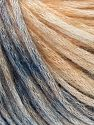 Modal is a type of yarn which is mixed with the silky type of fiber. It is derived from the beech trees. Contenido de fibra 74% Modal, 26% Lana, Light Salmon, Brand Ice Yarns, Blue Shades, Yarn Thickness 3 Light DK, Light, Worsted, fnt2-66595