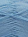 Fiber Content 100% Premium Acrylic, Brand Ice Yarns, Baby Blue, Yarn Thickness 2 Fine Sport, Baby, fnt2-67216