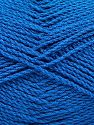Fiber Content 100% Premium Acrylic, Brand Ice Yarns, Blue, Yarn Thickness 2 Fine Sport, Baby, fnt2-67218