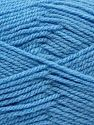 Worsted Fiber Content 100% Acrylic, Light Blue, Brand Ice Yarns, fnt2-67798