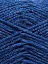 Worsted Fiber Content 100% Acrylic, Jeans Blue, Brand Ice Yarns, fnt2-67800