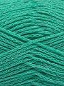 Fiber Content 88% Cotton, 12% Metallic Lurex, Mint Green, Brand Ice Yarns, fnt2-67842