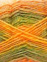 Fiber Content 100% Acrylic, Yellow, White, Orange, Brand Ice Yarns, Green, Camel, fnt2-67944