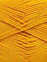 Vezelgehalte 60% Bamboe, 40% Polyamide, Yellow, Brand Ice Yarns, fnt2-68640