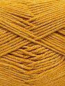 Vezelgehalte 60% Bamboe, 40% Polyamide, Brand Ice Yarns, Gold, fnt2-68641