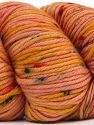 Fiber Content 90% Polyamide, 10% Cashmere, Brand Ice Yarns, Gold Shades, Burgundy, Black, fnt2-68724