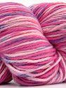 Fiber Content 90% Polyamide, 10% Cashmere, Pink Shades, Brand Ice Yarns, Grey Shades, fnt2-68727