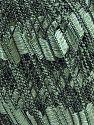 Trellis İçerik 100% Polyester, Water Green, Brand Ice Yarns, fnt2-68882