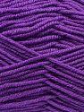 Contenido de fibra 60% Lana Merino, 40% Acrílico, Purple, Brand Ice Yarns, fnt2-69480