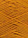Cold Rinse. Short spin. Do not wring. Do not iron. Dry cleanable. Do not bleach. Contenido de fibra 50% Acrílico, 50% Poliamida, Brand Ice Yarns, Gold, fnt2-69547